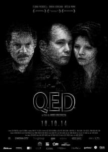 Afiș Q.E.D
