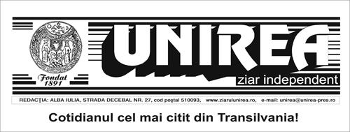 Logo Ziar Unirea